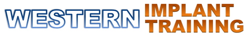 Western Implant Training Logo